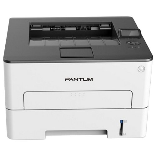 Принтер Pantum P3300DW, белый/черный
