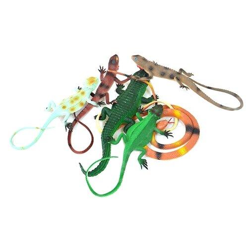 Купить Фигурки 1 TOY В мире животных Ящерицы T50531, Игровые наборы и фигурки
