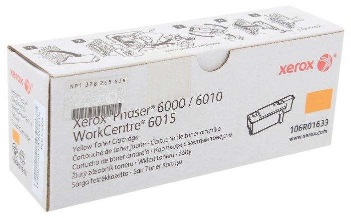 Картридж Xerox 106R01633