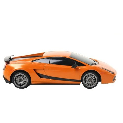 Легковой автомобиль Rastar Lamborghini Superleggera (26300) 1:24 18 см оранжевый легковой автомобиль 1 toy спортавто t13833 t13834 t13835 1 24 20 см оранжевый