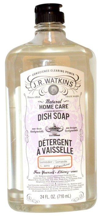 J. R. Watkins Средство для мытья посуды Lavender