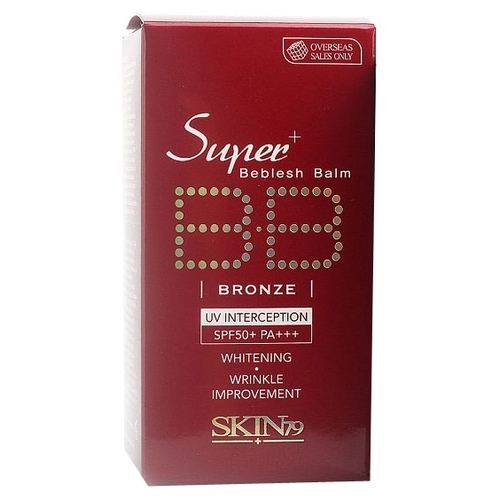 Skin79 Super Plus Beblesh Balm BB крем Bronze SPF30 40 гр