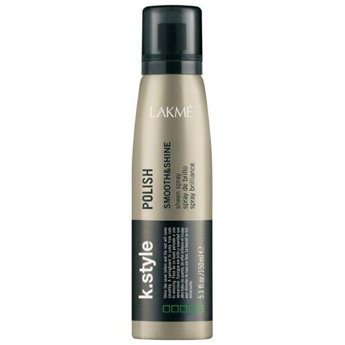 Lakme Спрей-блеск для волос K.style Polish, 150 мл