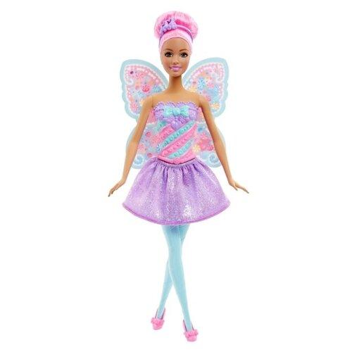 Купить Кукла Barbie Фея Королевства конфет, 29 см, DHM51, Куклы и пупсы