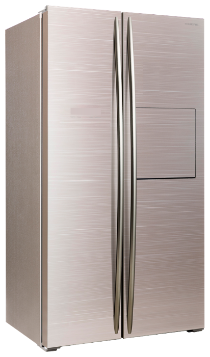 Холодильник HIBERG RFS-630D NFGY