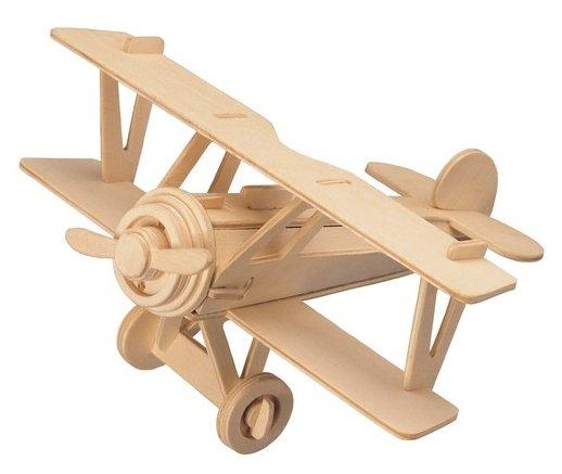 Сборная модель Чудо-Дерево Истребитель Ньюпорт-17 (P060),,