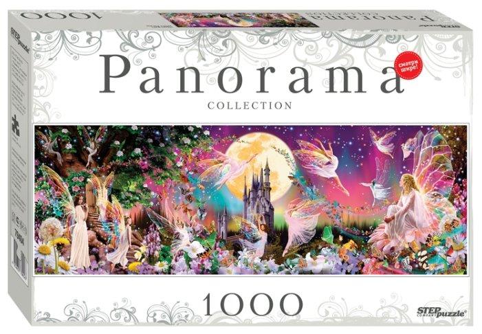 Пазл Step puzzle Панорама Танец фей (79404), 1000 дет.