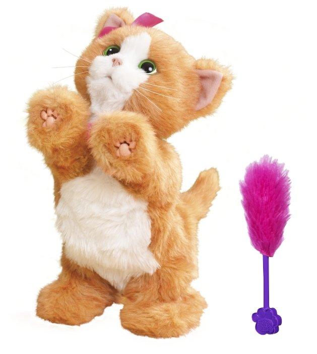 Интерактивная мягкая игрушка FurReal Friends Котенок Дэйзи