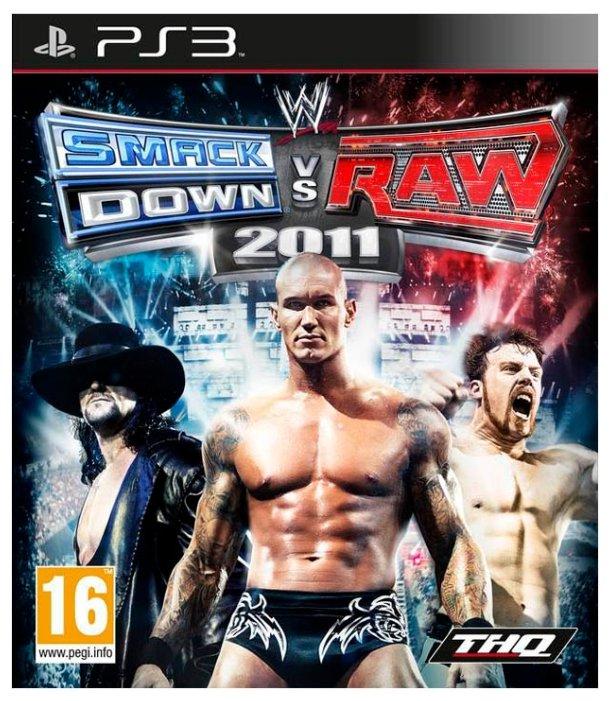 THQ Nordic WWE SmackDown! vs. RAW 2011
