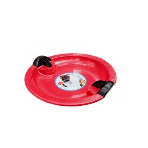 Купить Ледянка KHW Fun UFO (7622) красный, Ледянки