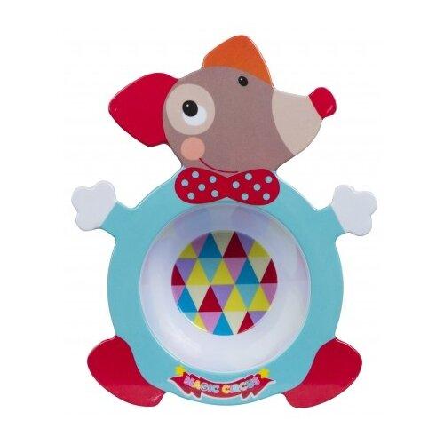 Тарелка Ebulobo Клоун Джимми (04EB0026) голубой/красныйПосуда<br>