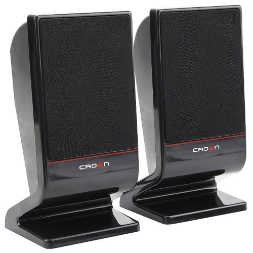 цена на Компьютерная акустика CROWN MICRO CMS-601 черный
