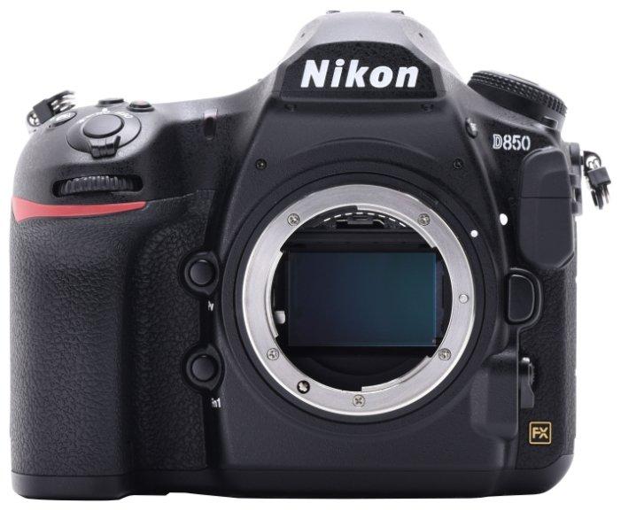 Nikon Зеркальный фотоаппарат Nikon D850 Body