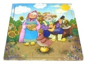 Рамка-вкладыш Shantou Gepai Русские сказки (635749)