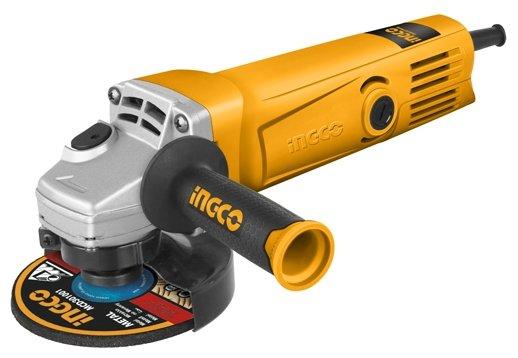 УШМ INGCO AG6506.2, 650 Вт, 100 мм