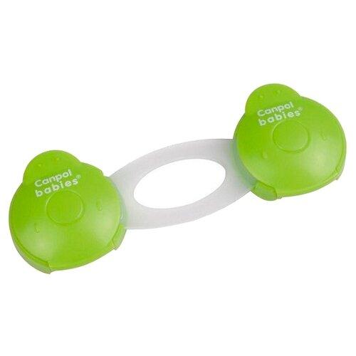 Многофункциональный блокатор (короткий) 74/010 Canpol Babies зеленый