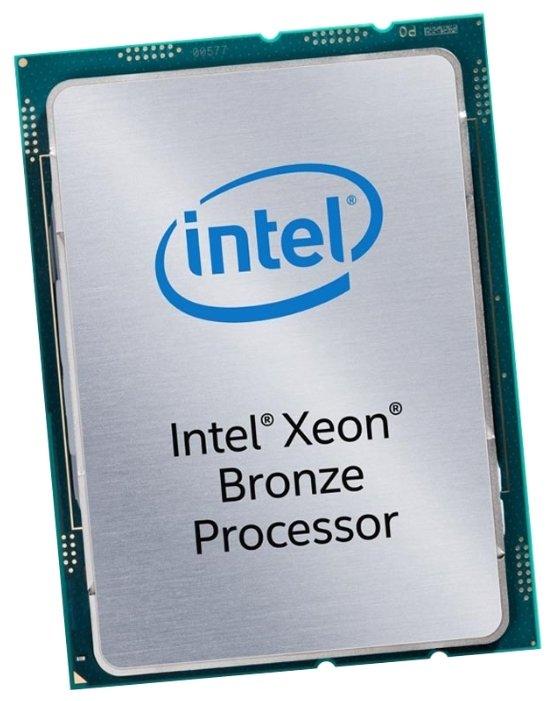 Intel Xeon Bronze 3104 Skylake (2017) (1700MHz, LGA3647, L3 8448Kb)