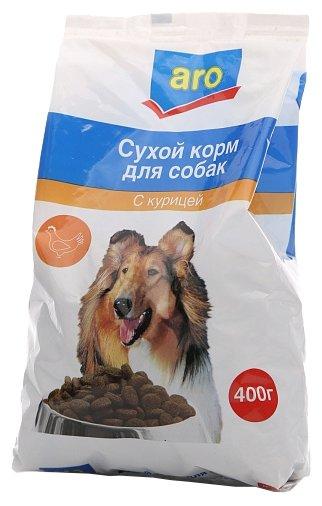 Корм для собак ARO Сухой корм для собак с курицей