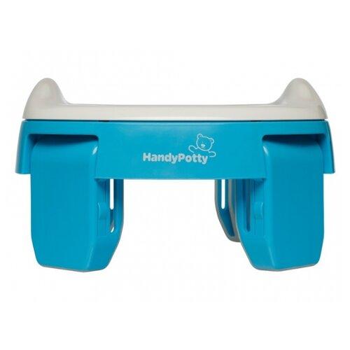 ROXY-KIDS горшок дорожный HandyPotty HP-250 голубой сланцы roxy roxy ro165awegvo6