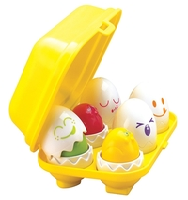 Сортер Tomy Веселые яйца