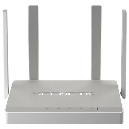 Wi-Fi роутер Keenetic Giga (KN-1010) белый
