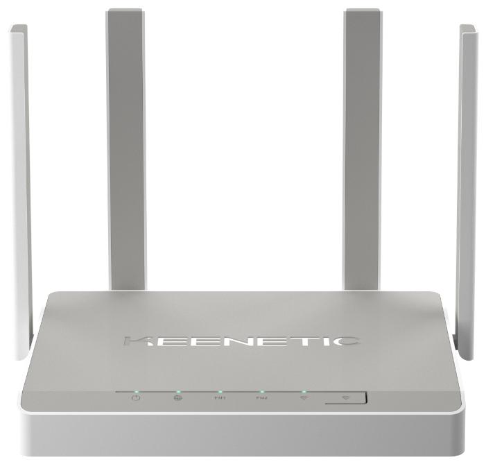Keenetic Wi-Fi роутер Keenetic Giga (KN-1010)