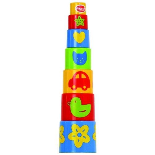 Пирамидка Gowi Стандартная 453-07 недорого