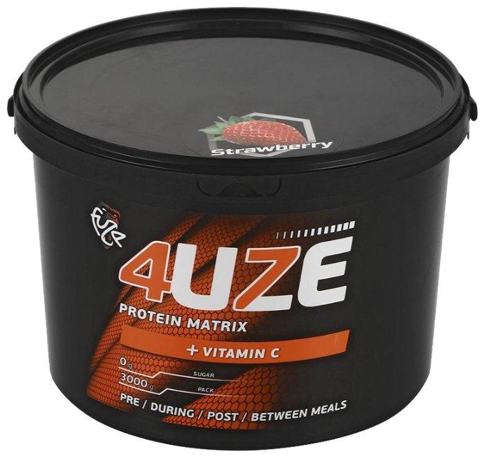 Протеин Fuze Protein Matrix + Vitamin C (3000 г) — купить по выгодной цене на Яндекс.Маркете