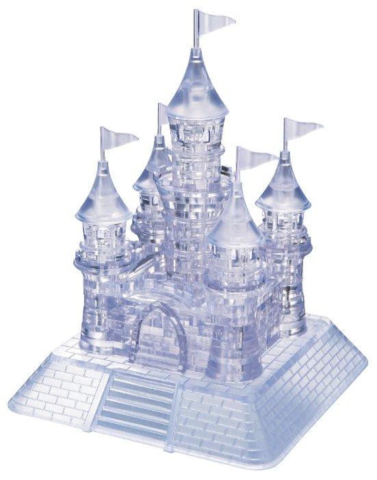 3D-пазл Crystal Puzzle Замок светящийся XL (HJ038703), 105 дет.
