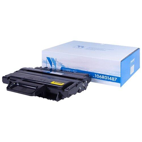 Фото - Картридж NV Print 106R01487 для Xerox, совместимый картридж nv print fx 10 для l100 120 mf4010 4140 4330 4660