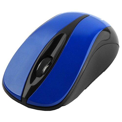 Фото - Беспроводная мышь Gembird MUSW-325-B Blue USB синий мышь gembird musw 400 g gold usb