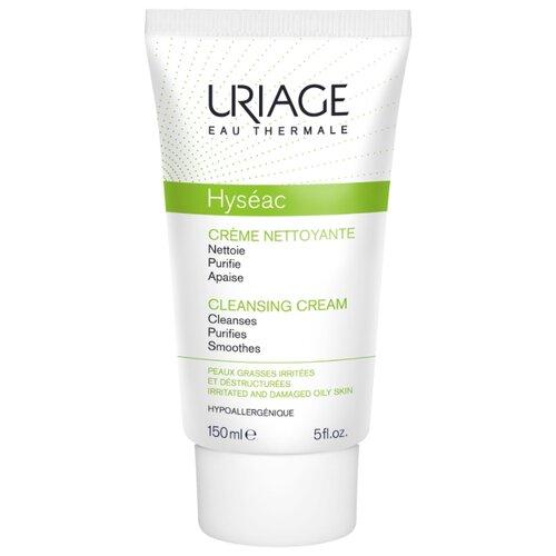 Uriage крем очищающий Hyseac, 150 мл uriage солнцезащитный крем