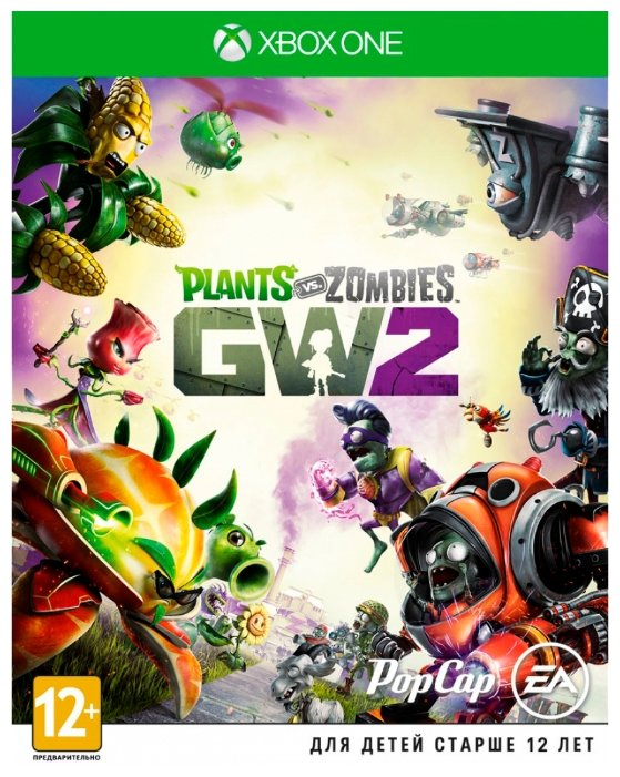 Electronic Arts Plants vs. Zombies Garden Warfare 2