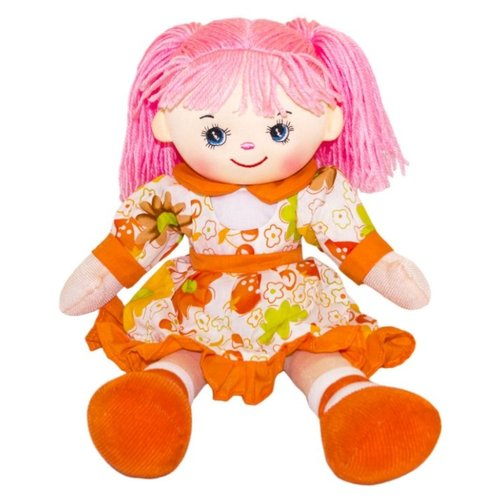 Купить Мягкая игрушка Gulliver Кукла Нектаринка 30 см, Мягкие игрушки