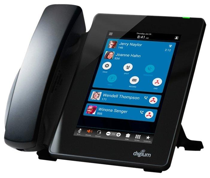 Digium VoIP-телефон Digium D80