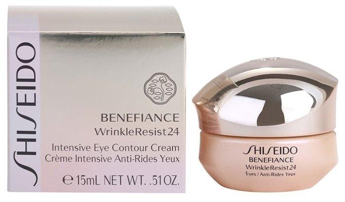 shiseido benefiance eye wrinkle resist 24