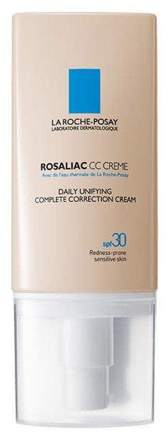 La Roche-Posay СС крем для кожи склонной к покраснениям Rosaliac SPF 30, 50 мл