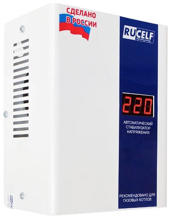 Стабилизатор напряжения однофазный RUCELF КОТЁЛ-600 (0.6 кВт)