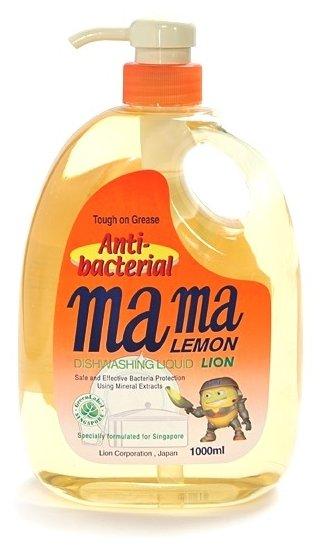 Mama Lemon Жидкость для мытья посуды Fresh citrus