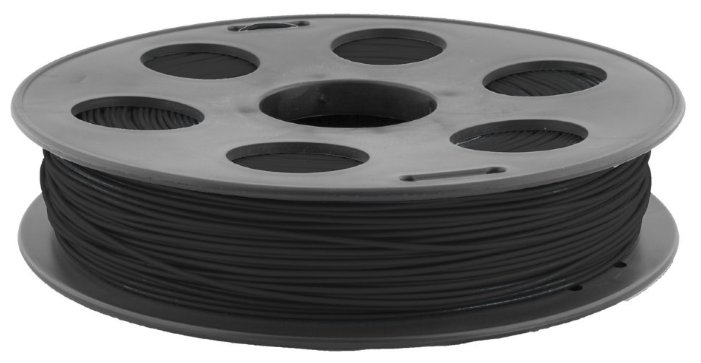 PLA пруток BestFilament 1.75 мм тёмно-серый