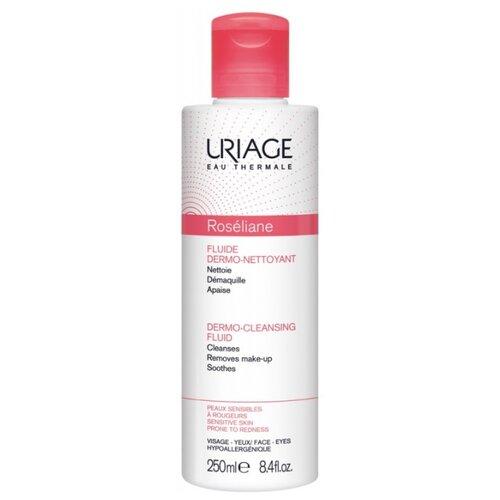 Uriage эмульсия дермоочищающая успокаивающая Roseliane, 250 мл uriage roseliane cc cream spf 30
