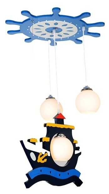 Kink light Штурвал 07426, E27, 1 Вт