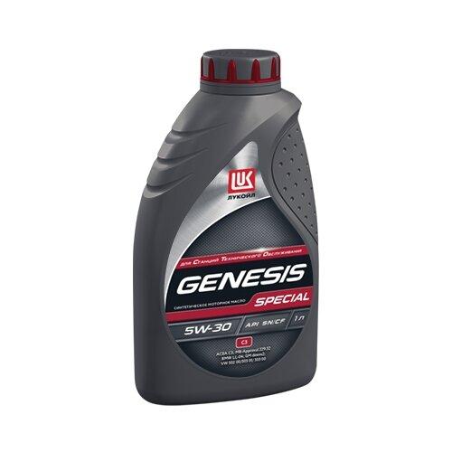 Синтетическое моторное масло ЛУКОЙЛ Genesis Special C3 5W-30, 1 л