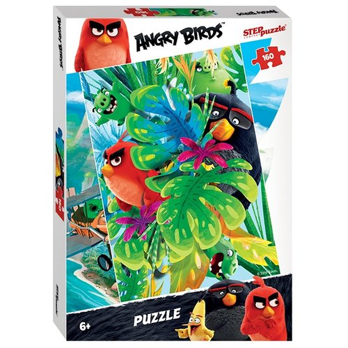 Пазл Step puzzle Rovio Angry Birds (94055), 160 дет.