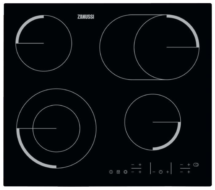 Электрическая варочная панель Zanussi ZEV 56646 FB