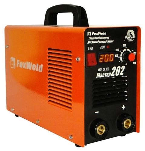 Сварочный аппарат инвертор foxweld мастер бензиновый генератор куплю