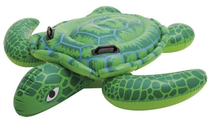 Надувная игрушка-наездник Intex Морская черепаха 56524