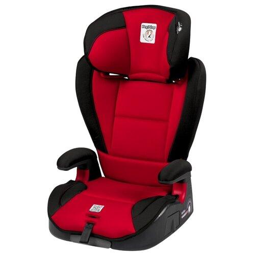 Автокресло группа 2/3 (15-36 кг) Peg-Perego Viaggio 2-3 Surefix, rouge группа 2 3 от 15 до 36 кг peg perego viaggio 2 3 flex