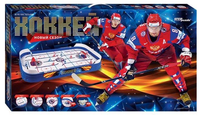 Step puzzle Хоккей новый сезон (76195)