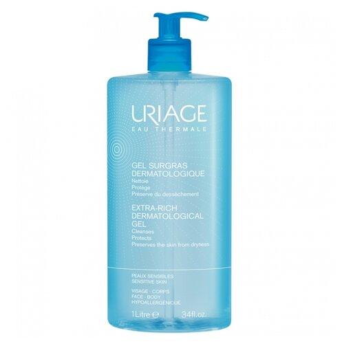 Uriage гель обогащенный дерматологический Surgras, 1000 мл uriage ds
